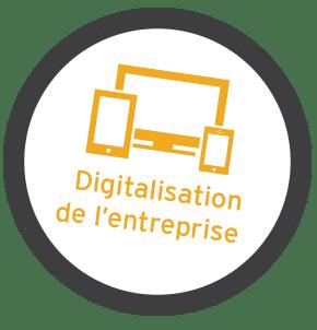 digitalisation entreprise agence