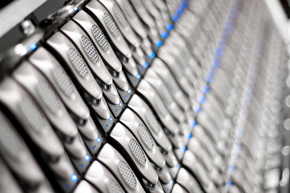 OVH baies disques stockage