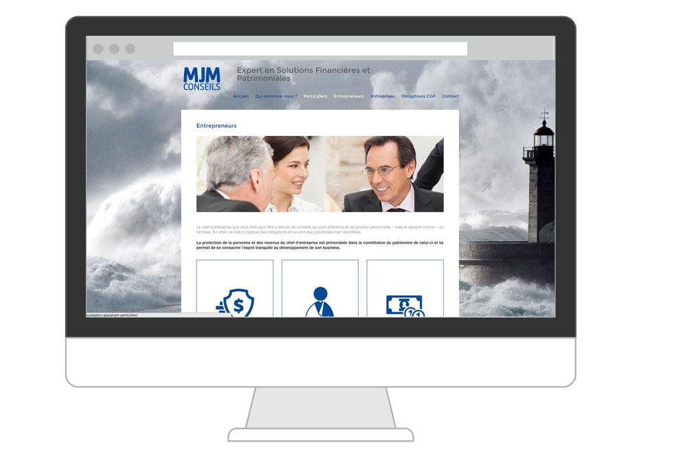 refonte site web entreprise