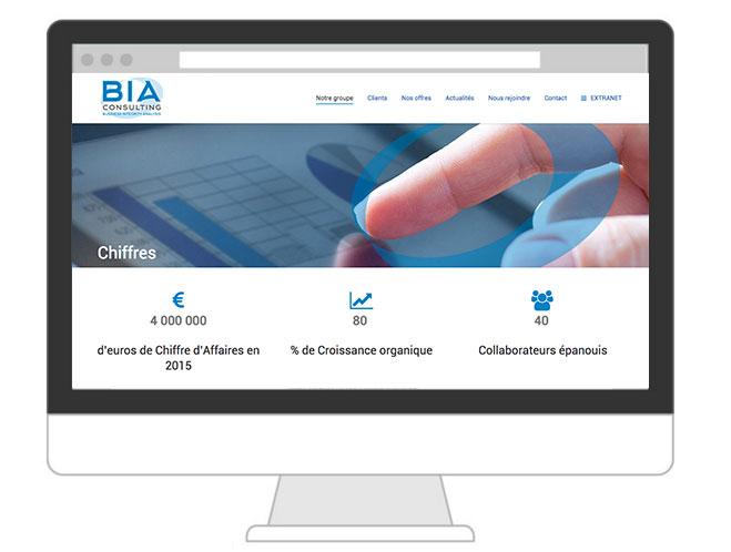 refonte site web vitrine