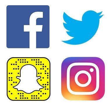 nouveautés des réseaux sociaux facebook twitter instagram snapchat