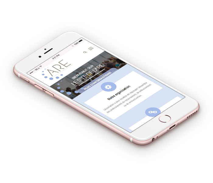 site responsive design are
