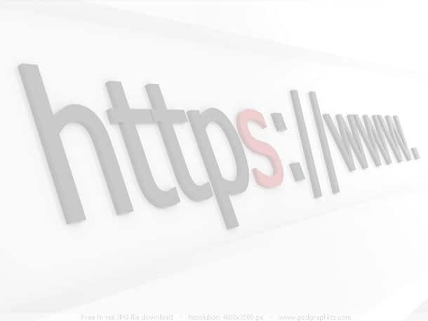 migration https site web