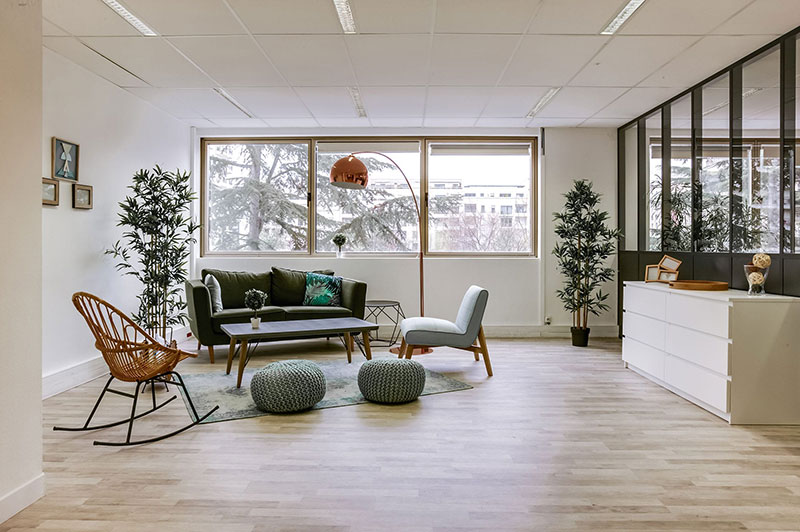 Coworking Agency Inside Levallois