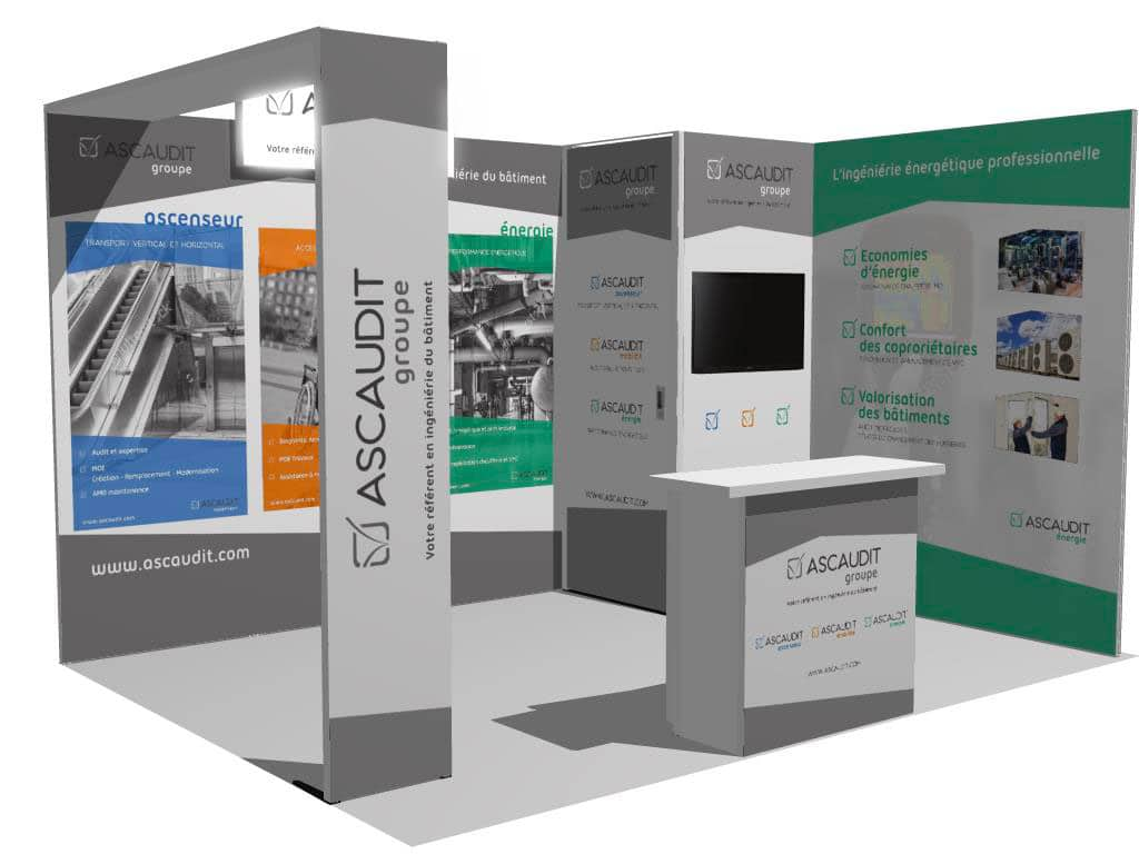 refonte stand image marque