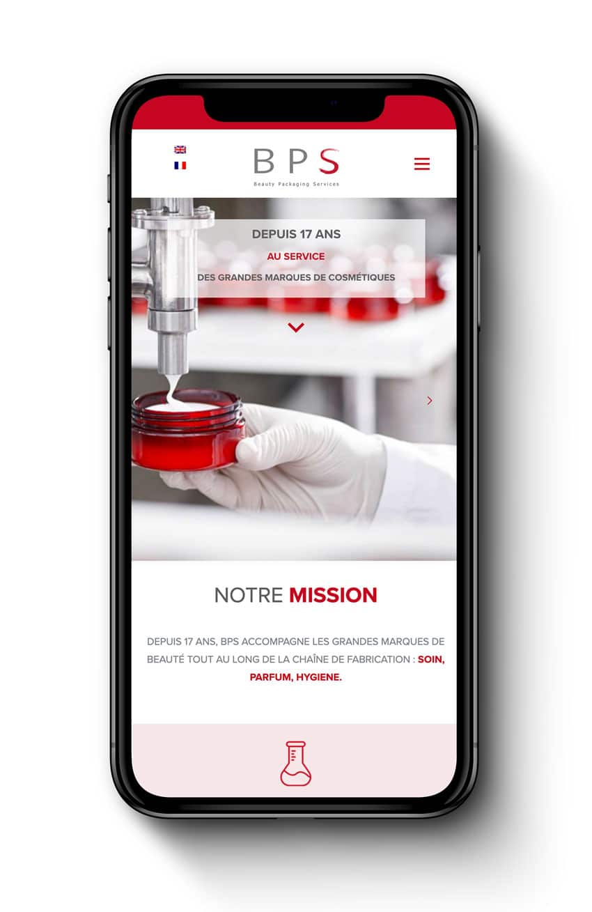 bps site mobile