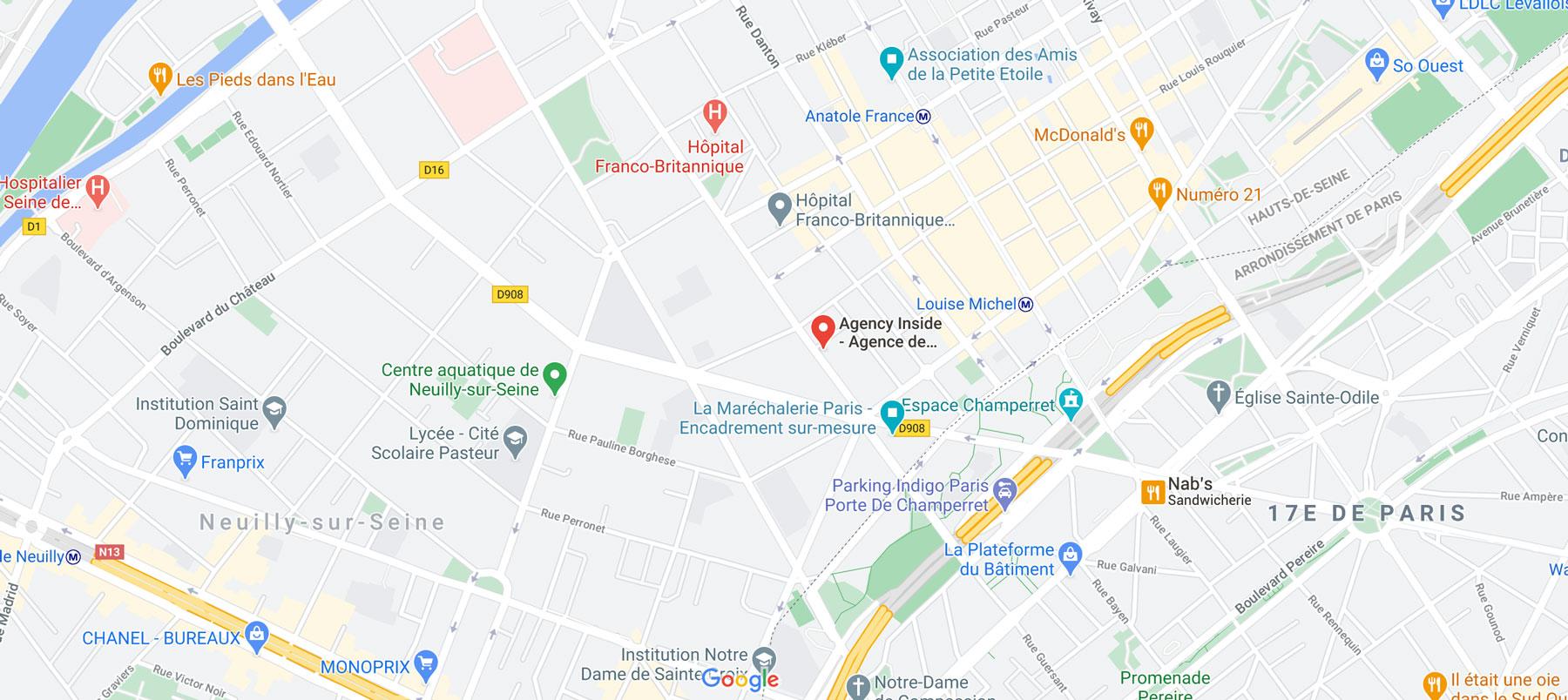 Agence Webmarketing Digital Levallois Perret